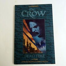 The Crow Dead Time Tpb 1 (1997) 1st Print Collects 1-3 Kitchen Sink tpC