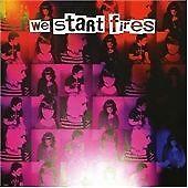WE START FIRES-WE START FIRES CD
