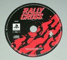 Rally Cross Disc Only - Sony Playstation One Game PS1 - PAL *