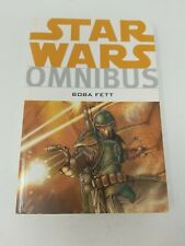 Star Wars Omnibus: Boba Fett - Paperback By Andrews, Thomas White Pages
