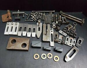 Hold Down Hardware Lot Northwestern T-Nut Step Block Fixture Machinist Mill