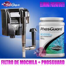 Sunsun Filtro Externo de Mochila 300L/H 2W
