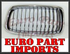 BMW Left Front Chrome Grilled Germany Genuine OE 51138231595