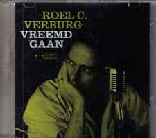 Roel C Verburg-Vreemd Gaan Promo cd single