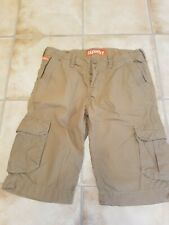 Mens superdry shorts large