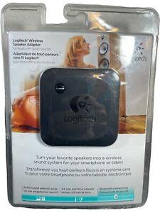 Logitech Wireless Speaker Adapter BT-980 For Bluetooth Audio Devices Brand New