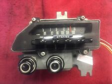 1969 1970 Ford Galaxie LTD Country Squire OEM AM / FM Stereo Radio Serviced