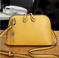 Genuine Leather Messenger Bag  Small High Quality Cow Cross body Shell Wo 2019