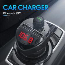 Car Charger Bluetooth Car Audio Player Car Phone Charger UK