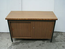 Home Wooden Style 2 Door Credenza Table Sideboard