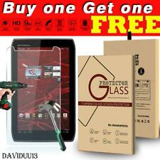 Tablet Tempered Glass Screen Protector For Motorola XOOM 2 Media Edition