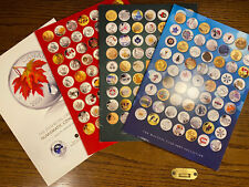 Royal Canadian Mint Masters Club Annuals Lot 2005 2006 2007 2009 Coin Collectors