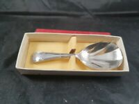Vintage Silver Plated EPNS Scallop Shell miniature Spoons  Sheffield