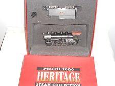 h o trains ''PROTO 2000 STEAM COLLECTION''