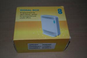 EE Signal Box Cisco USC3331 Opened-never used