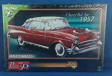 Wrebbit puzz3D - Chevy Bel Air 1957 - Expert 300 pcs - New Sealed