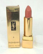 Yves Saint Laurent Rouge Pur Couture ~ 6 Rose Bergamasque ~ See Description