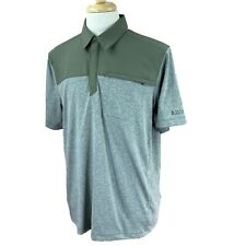5.11 Tactical Men's Short Sleeve Pullover Olive Green Polo Shirt Large