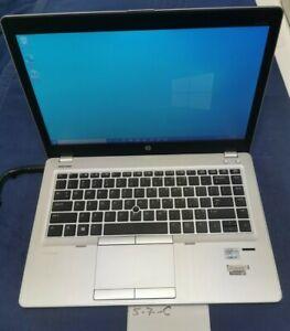 [5-7C] HP EliteBook Folio 9470m | i5-337U | 240GB SSD 8GB