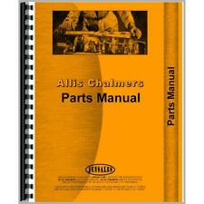 New Tractor Parts Manual For Fits Ford Wagner Backhoes