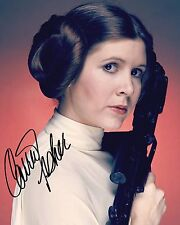 CARRIE FISHER #3 - 10X8 PRE PRINTED LAB QUALITY PHOTO PRINT - REPRINT - FREE DEL
