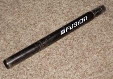 Haro Fusion Seat Post 25.4 Black from 1999 Dave Mirra 540 Air BMX Bike Bicycle