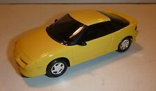 AMT 6083 1991 GEO STORM GSI YELLOW PROMO 1/25 MODEL CAR MOUNTAIN