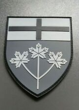 Ontario PVC patch (Police Canada Sheriff Tactical SWAT Fire Corrections EMS)