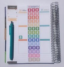 42 Laundry Stickers for All Types of Planners