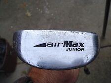 """Kids RH Nicklaus Air Max Flange Mallet Graphite Shaft Putter Golf Club 31"""""""