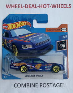 HOT WHEELS 2020 HW RACE TEAM 2010 CHEVY IMPALA MOC!