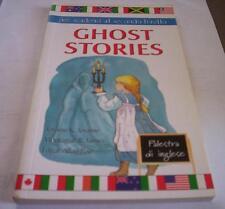 GHOST STORIES corso di inglese libro lingue secondo livello 2005 Demetra