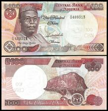 Nigeria 100 NAIRA 2005 P 28f UNC