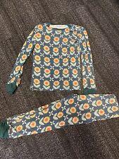 Kozi & Co Sz 5T Bamboo Sunflower Pajamas