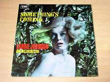 Laurie Johnson & His Orchestra/Somethings Coming/1967 Columbia Mono LP