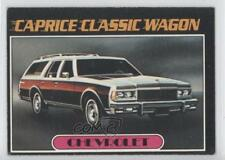 1976 Topps Autos of 1977 #25 Caprice Classic Wagon Non-Sports Card 0y5