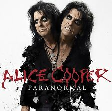 ALICE COOPER PARANORMAL TOUR EDITION CD (New Release 10th November 2017)