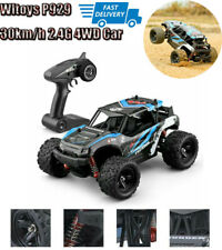Wltoys P929 1:18 Scale 30km/h High Speed 2.4GHz Electric 4WD Climbing Car ❤mo