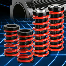 "Adjustable 1-3""Coilover Suspension+Red Coil Spring for 2000-2005 Mit Eclipse 3G"