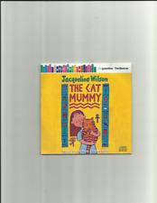 JACQUELINE WILSON: THE CAT MUMMY  - NEWSPAPER PROMO AUDIO CD