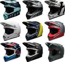 Bell Moto-9 Carbon Flex Helmet - MX Motocross Dirt Bike Off-Road ATV MTB Adult