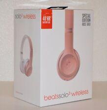 Beats by Dr. Dre Beats Solo3 Wireless On-Ear Headphones (Rose Gold)