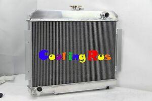 3 core 1972-86 new radiator Jeep CJ CJ5 CJ7 CJ8 Scrambler Ford-Eng 258 304 360