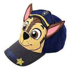 Character  Boy. Nickelodeon Paw Patrol Chase Cotton Baseball Cap 3145d0b66c