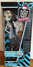 MONSTER HIGH FRANKIE STEIN DOLL KILLER STYLE DAY AT THE MAUL RARE ORIGINAL BNIB