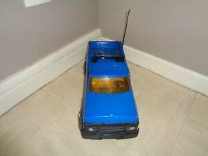"pik up "" TONKA 11062Vintage bleu tonka 11062 camion pick-up jouet en acier """