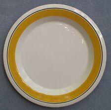 Arabia of Finland Faenza Yellow Luncheon Plate
