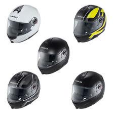 Cascos modulares de motocicleta para conductores, fibra de vidrio