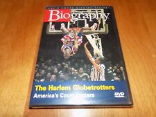 HARLEM GLOBETROTTERS AMERICA'S COURT JESTERS A&E Biography Basketball DVD NEW