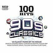 Various - 100 Hits 90s Classics (2013)  5CD Box Set  NEW/SEALED  SPEEDYPOST